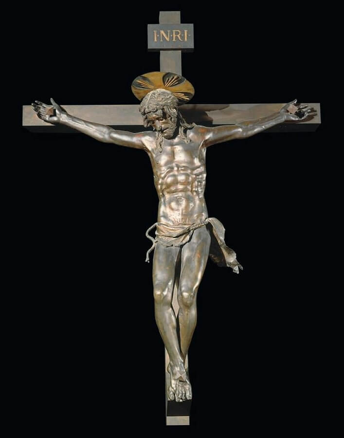 Crucifix Pudua by Donatello