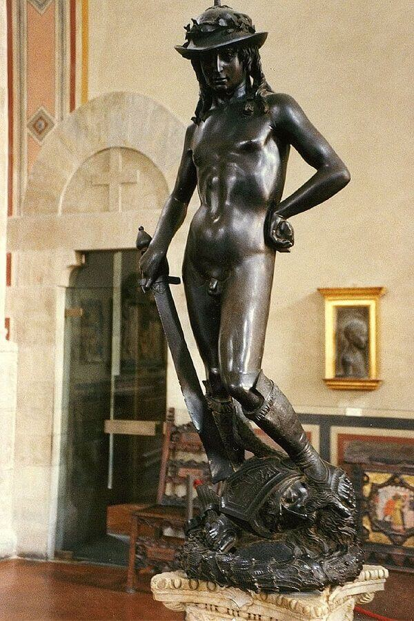 David by Donatello